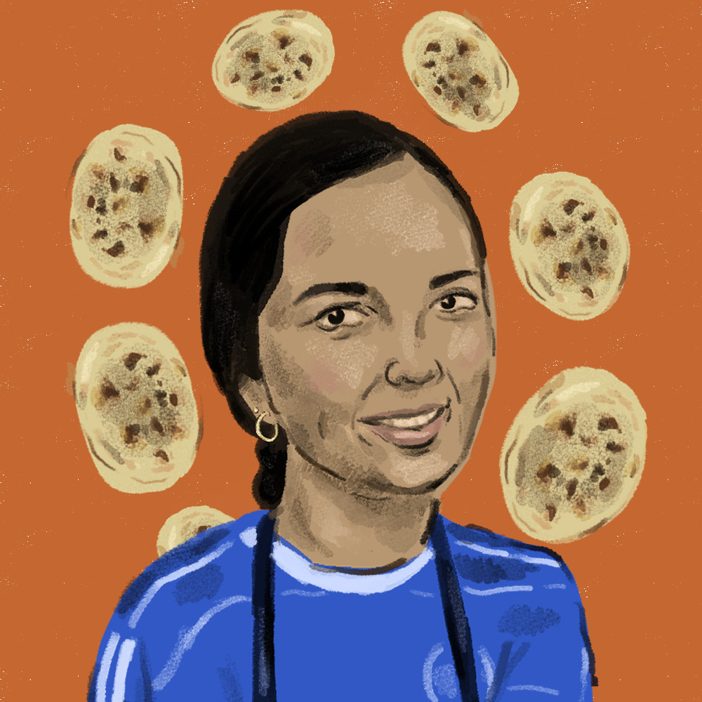 Vittles - 'The Pupusas of Winchmore Hill, by Adelina Bonilla
