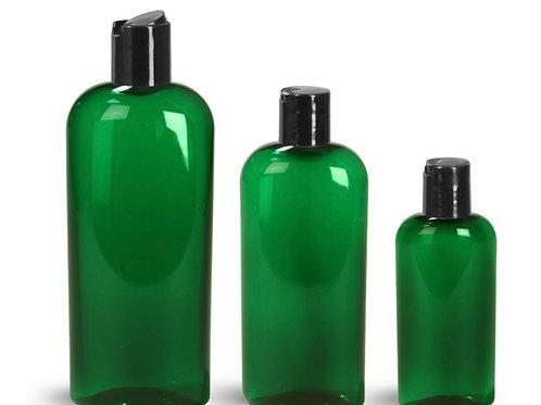 Oval Bottles