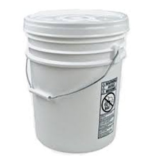 5GAL BUCKET WITH LID