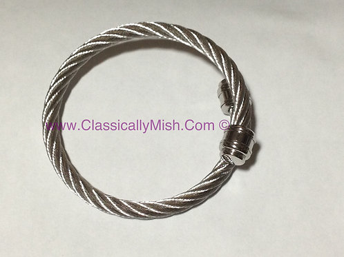 Stainless Cable Wire Bracelet
