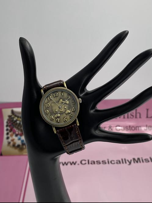 Vintage Kitty Watch