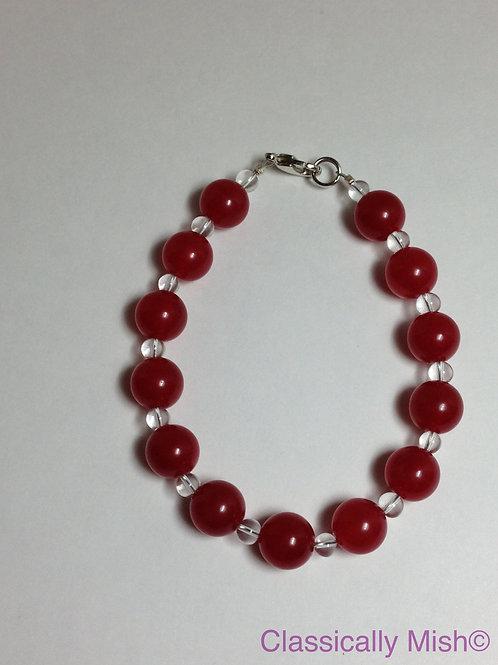 Cranberry & Crystals