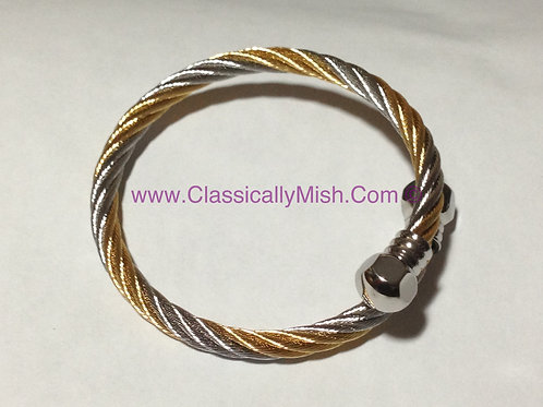 Silver & Gold Cable Wire (Loose)