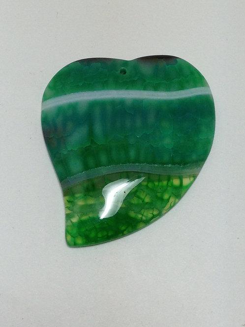 Heart Verde
