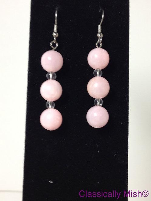 Simple Pink Drop