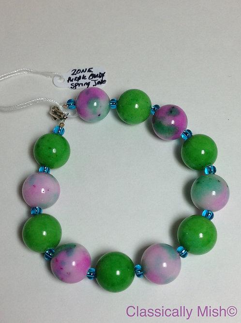 Purple/Green Candy