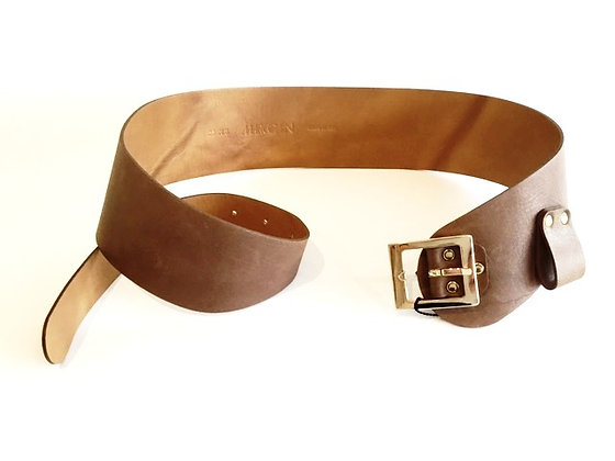 Brown Leather Belt Marc Cain #30Wears