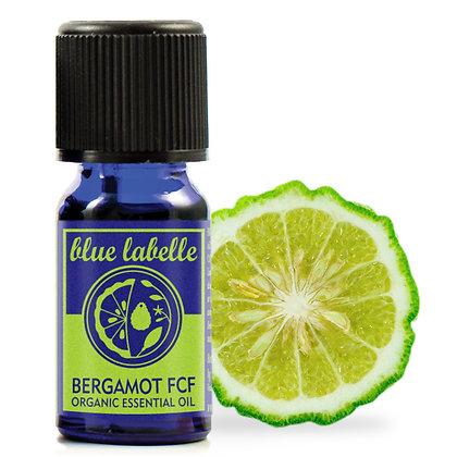 Blue Labelle Bergamot FCF Essential Oil 10ml