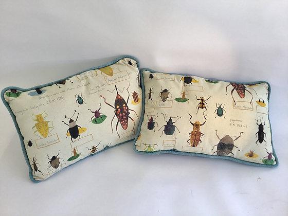 Bug Cushions by Meg and Millie