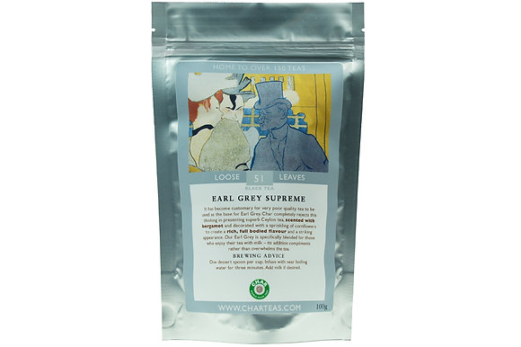 Earl Grey Supreme Tea by Char