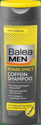 Shampoo caffeine power effect, 250 ml