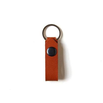 Belt Keeper Key Ring