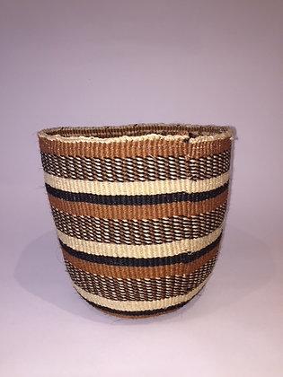 Unique Design Large Sisal Woven Basket by The Basket Room