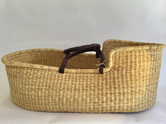 Veta Vera Woven Carry Basket by The Basket Room