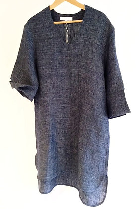 Linen Dress by EASTBYEASTWEST