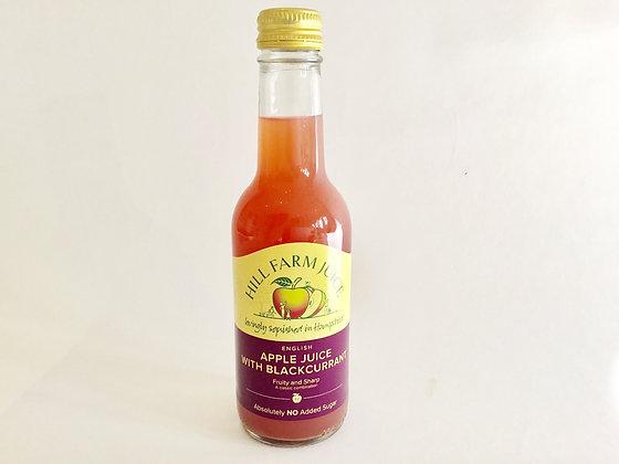 Apple Juice Small Bottle by Hill Farm