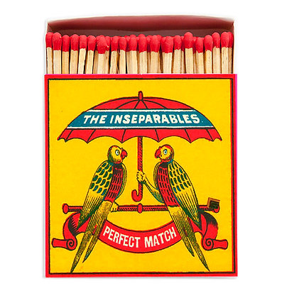 The Inseparables Matchbox by Archivist Gallery