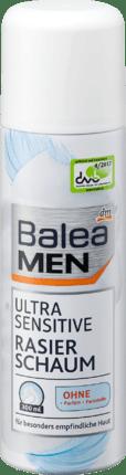 Balea MEN Ultra Sensitive shaving foam 300ml