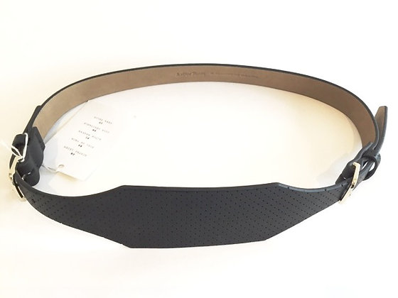 Black Leather Belt by &otherstories