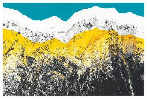 Yellow Peaks I