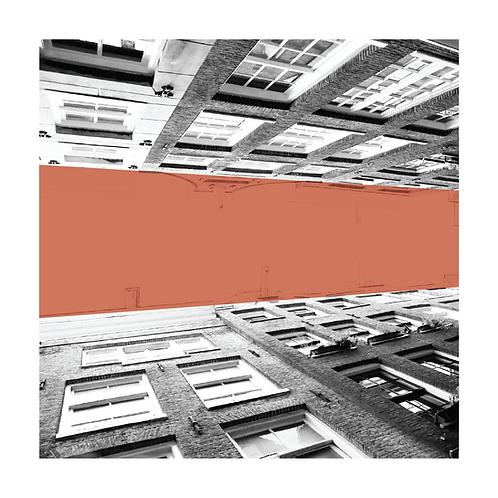 Amsterdam #10. Limited Edition Digital Art