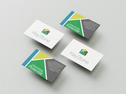 KeyStone Card design