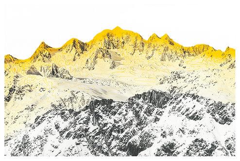 Yellow Peaks II