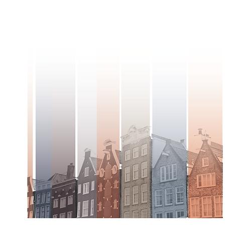 Amsterdam #8. Limited Edition Digital Art