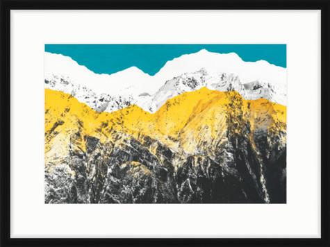 Yellow Peaks 1