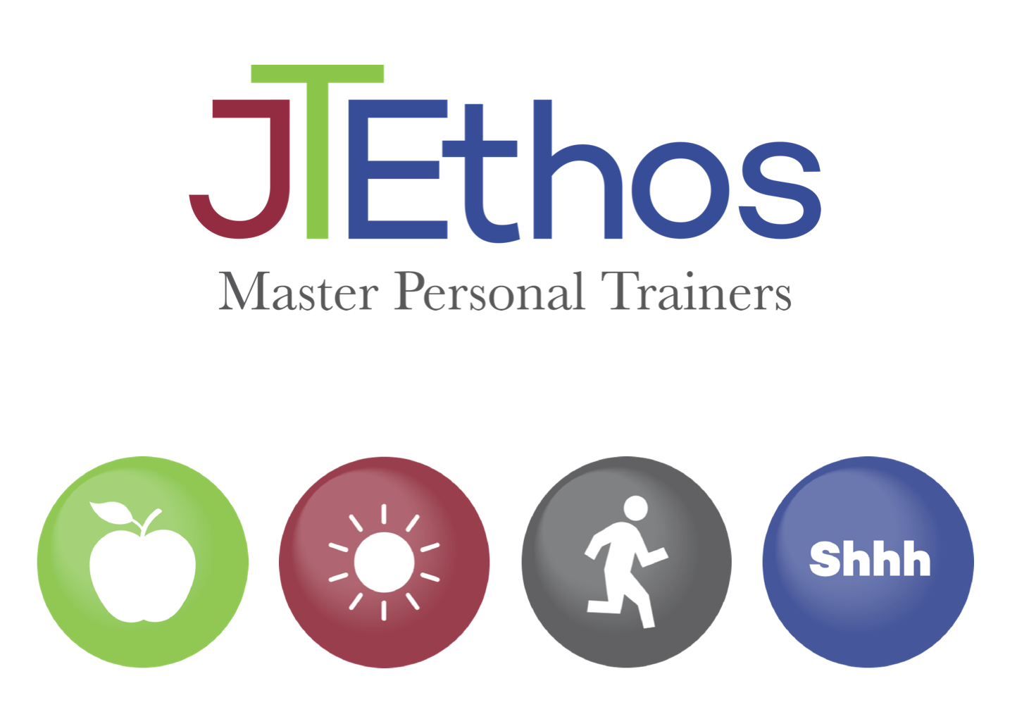 JT Ethos logo design and Four Doctors Icon design