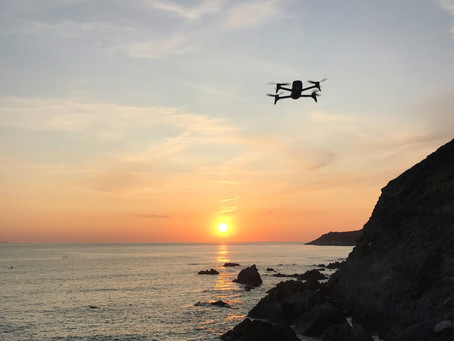 Our Drone has a name!