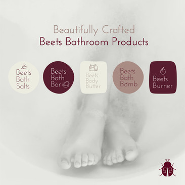 Beets Bathroom Products