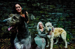 Tiny dogs are not for Viking women
