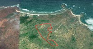 surf ranch popoyo location