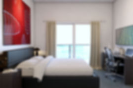 surf ranch popoyo master bedroom apartment