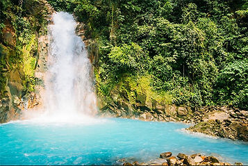 waterfall tamarindo