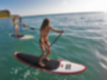 stand up paddleboarding sup tamarindo