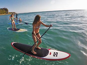 stand up paddleboarding sup tamarindo