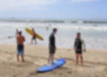 surf lesson tamarindo