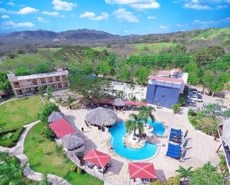 surf ranch resort in san juan del sur, nicaragua