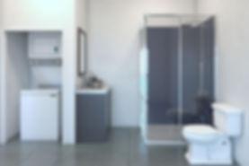 surf ranch popoyo apartment bathroom
