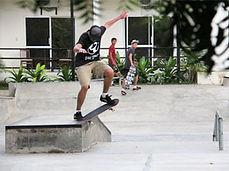 surf ranch skateboard park