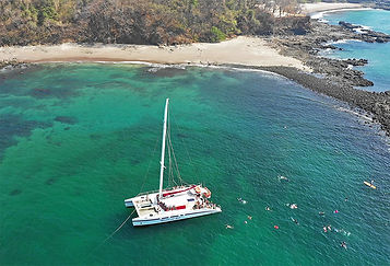 catamaran costa rica sailing
