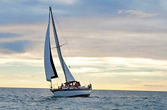 sailing in san juan del sur, nicaragua with the surf ranch