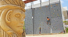 surf ranch rock climbing wall