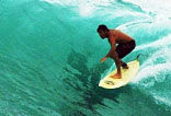 surfing at surf ranch hotel and resort