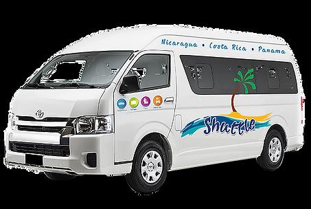nicaragua shuttle
