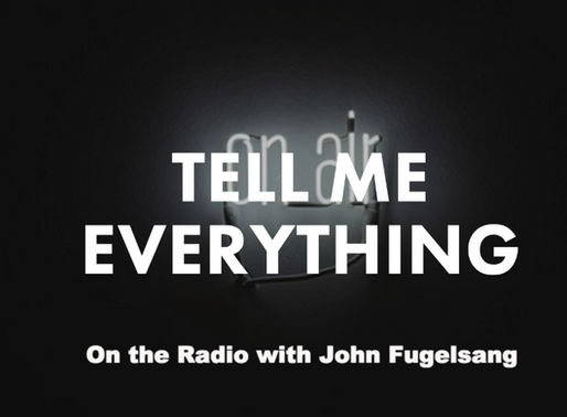 Melissa Reiner Interviewed on Sirius XM show TELL ME EVERYTHING
