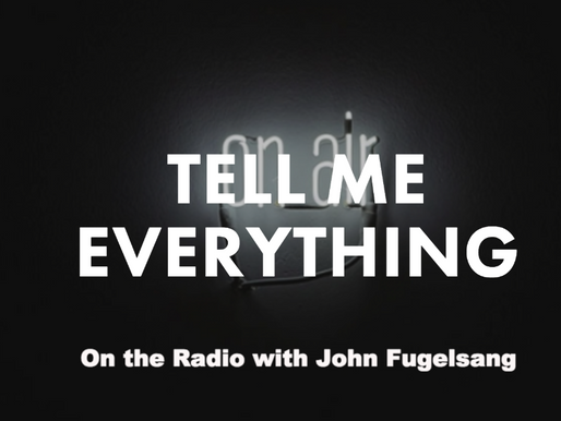 Melissa Reiner Interviewed on Sirius XM show TELL ME EVERYTHING
