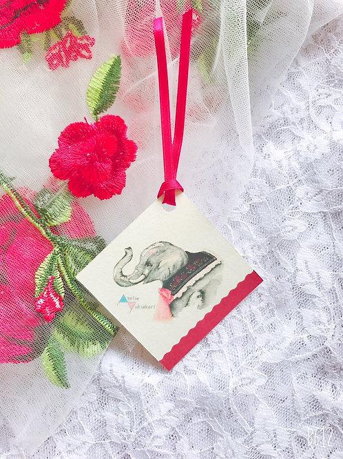 ブックマーカー Elephant